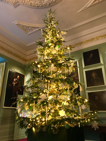 Palace of Holyroodhouse Christmas Tree